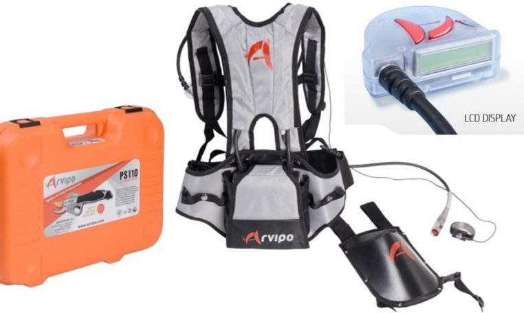 Arvipo PS110 electric hand shears
